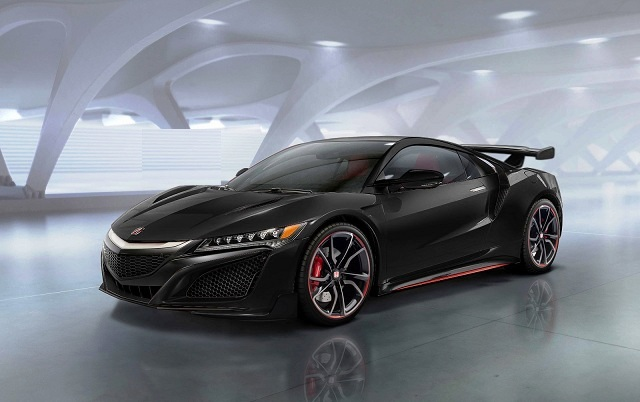 2017 Acura NSX Type R Price Release Date Specs Changes