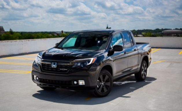 2018 Honda Ridgeline Price Release Date Changes Black Edition