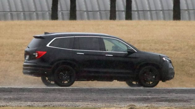 2019 Honda Pilot Changes Interior Redesign Release Date Spy