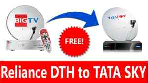 Reliance Digital TV ties up with Tata Sky to offer free set top box Hindi