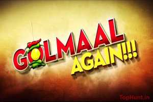 Golmaal 4 3rd Day Box Office Collection in Hindi