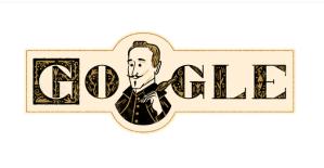 Google Doodle Celebrate Lope de Vega 's 455th Birthday
