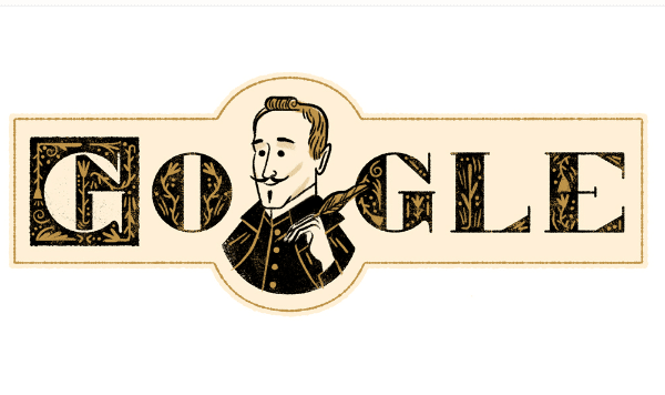 Google Doodle Celebrate Lope de Vega's 455th Birthday