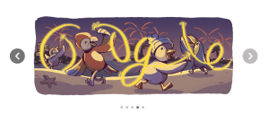 New Year's Eve 2017: Today's Special Google Doodle