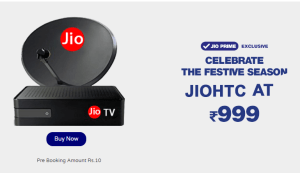 jiodevices online – Book Jio DTH At Just Rs.10? Here's The Truth