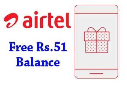 Airtel New Offer