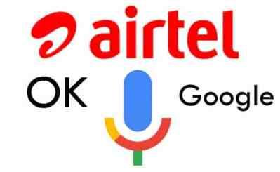 Airtel customer care No