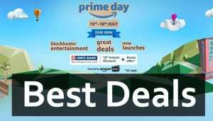Amazon Prime Day Sale Started - Here is Best Deals