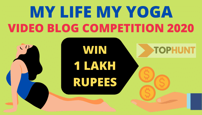 MY LIFE MY YOGA BLOG VIDEO COMPETITION 2020