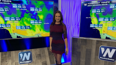 Weather Nation Meteorologist Meredith Garofalo on How to Find the Sunshine in Every Storm