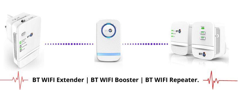 How to reset BT range extender