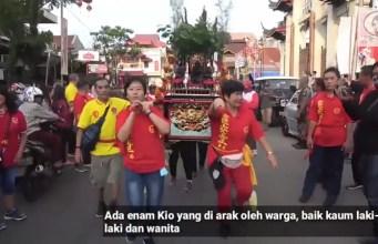 Inilah Pemenang Lomba Video/Vlog Cap Go Meh 2020 di Padang