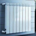 как выглядит биметалический радиатор отопления