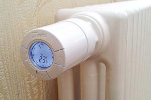 терморегулятор радиатора электронный