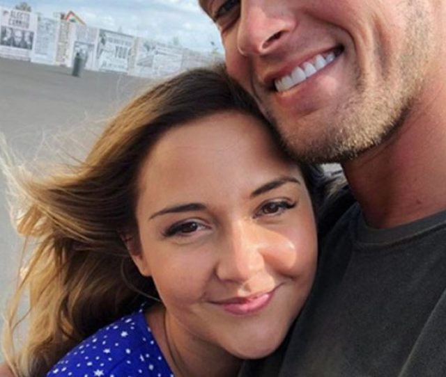 Jacqueline Jossa Gushes Over Sexy Dan Osborne In Loved Up Snaps