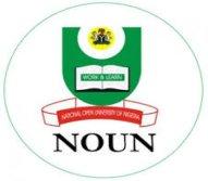 NOUN Postgraduate Admission List