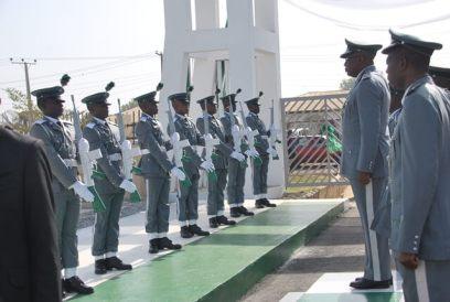 Nigeria Custom Service Recruitment Form