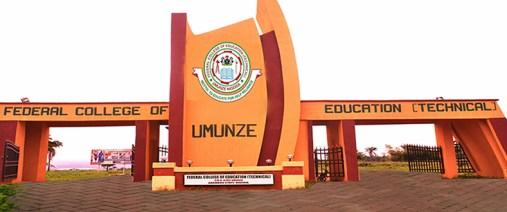 FCE UMUNZE Academic Calendar