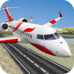 City Flight Airplane Pilot New Game