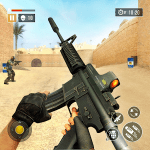 fps commando secret mission free shooting games