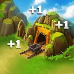 clicker mine idle adventure tap to dig for gold