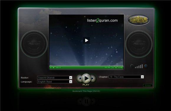 best quran website four