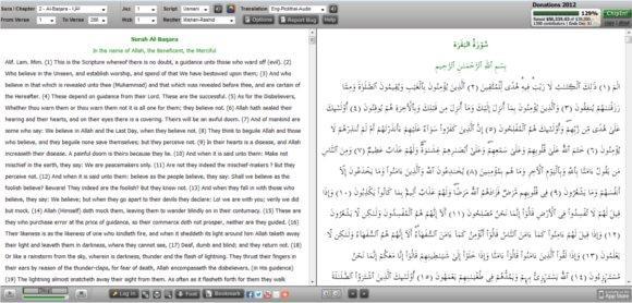 best quran website three