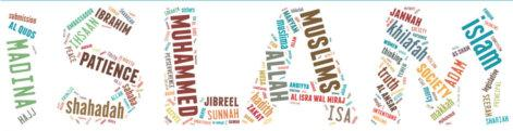 islamic word clouds download free