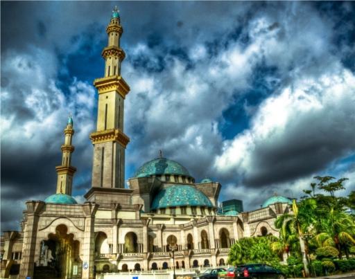 image of mosque wilaya