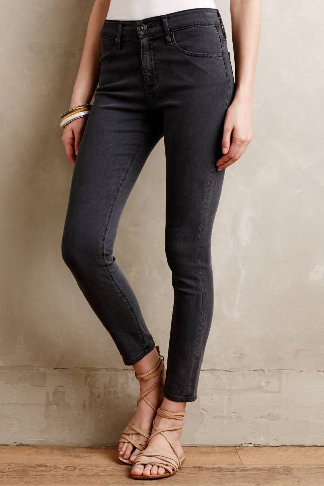 AG Farrah Crop Jeans