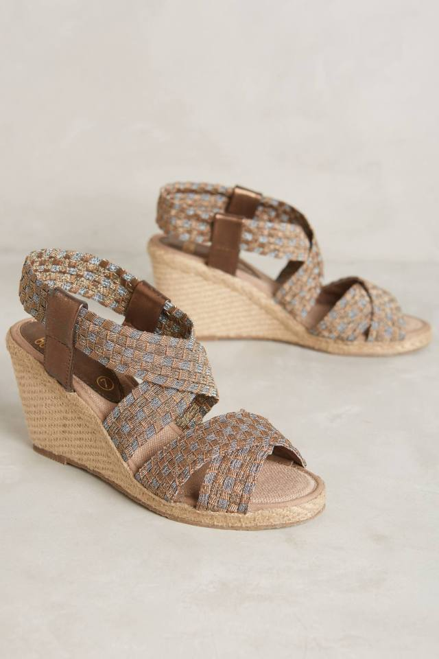 Dennie Wedges by Andre Assous