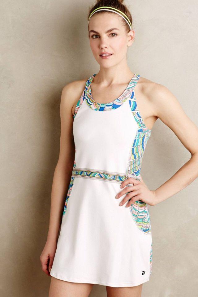 Azores Tennis Dress by Trina Turk