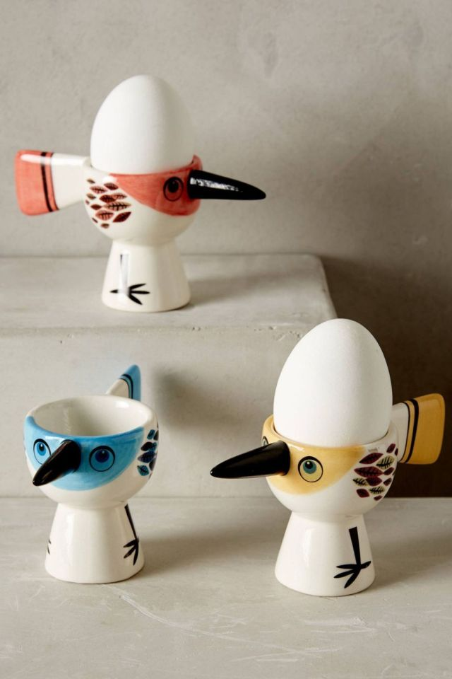 Early Bird Egg Cup by Hannah Turner