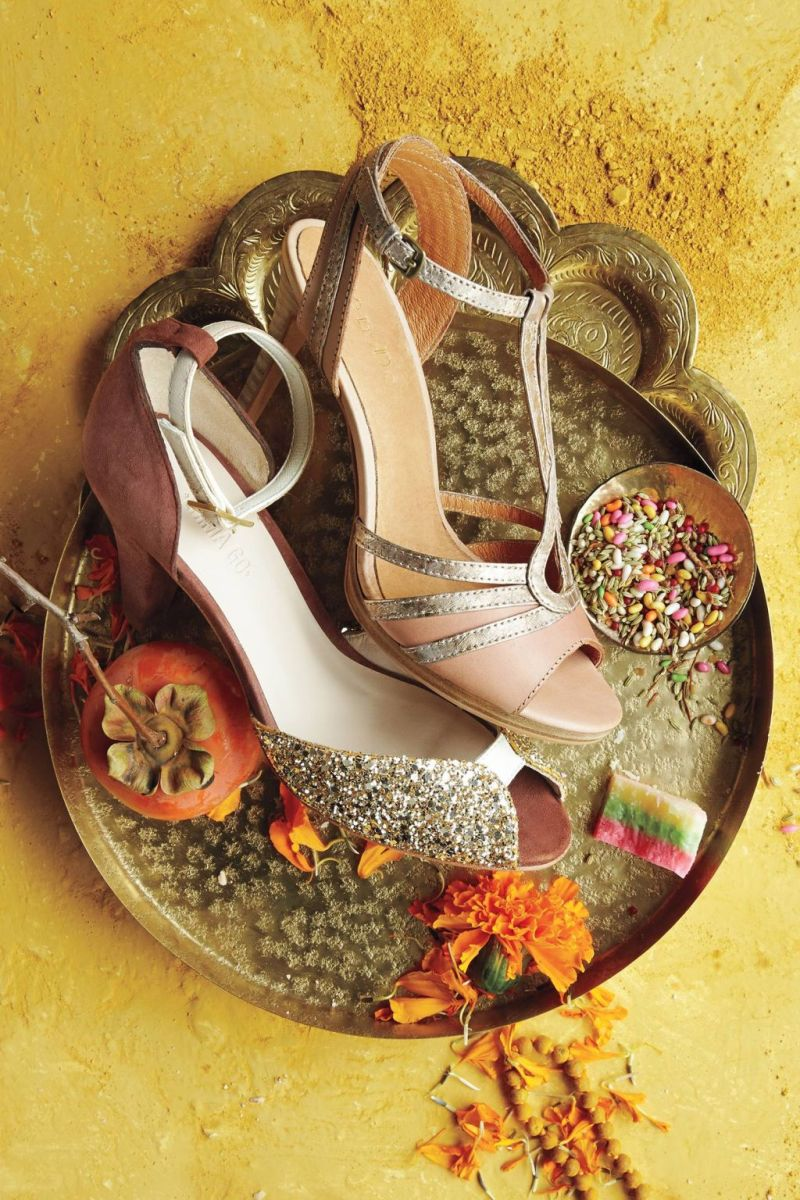 Anthropologie's New Arrivals: Sandal Season