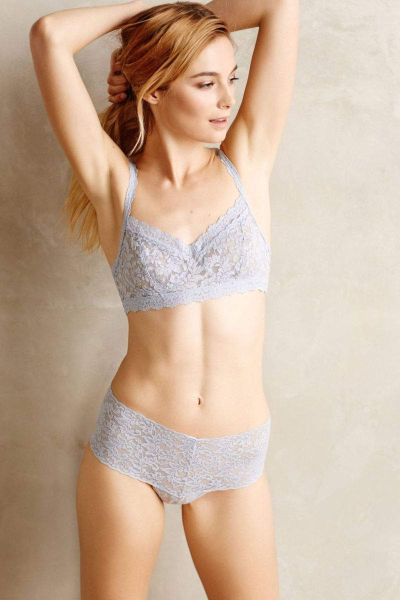 Anthropologie Lace Intimates