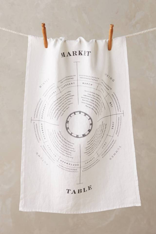 In-Season Dish Towel