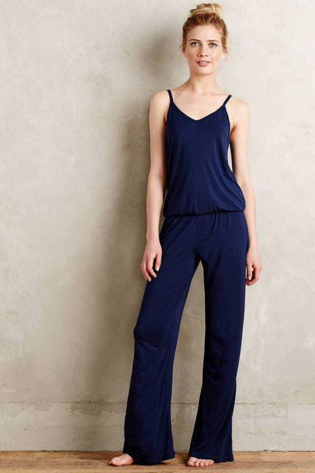 Jersey Lounge Jumpsuit by Velvet by Graham and Spencer