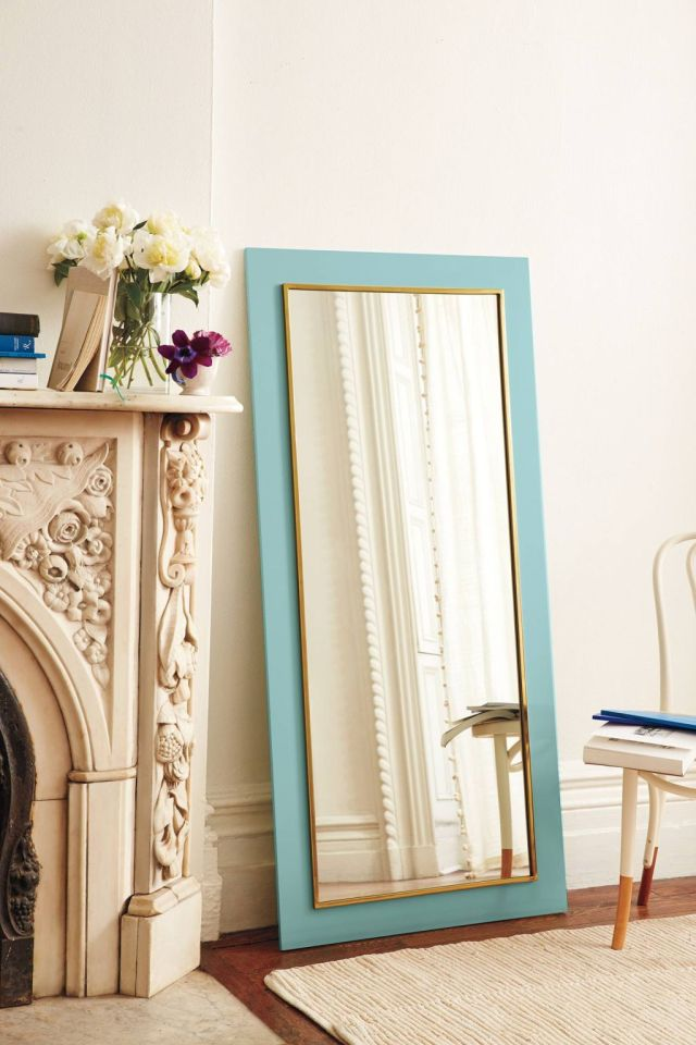 Lacquered Mirror