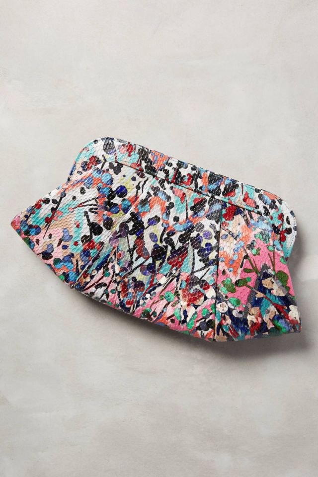 Tatum Clutch by Lauren Merkin