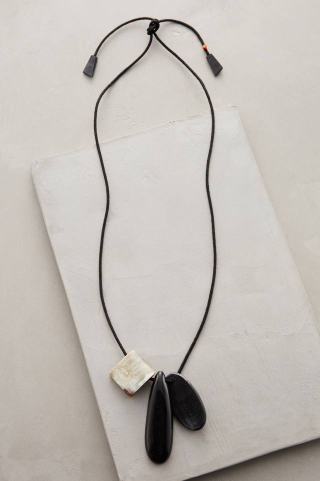 Lerato Horn Necklace by Caths