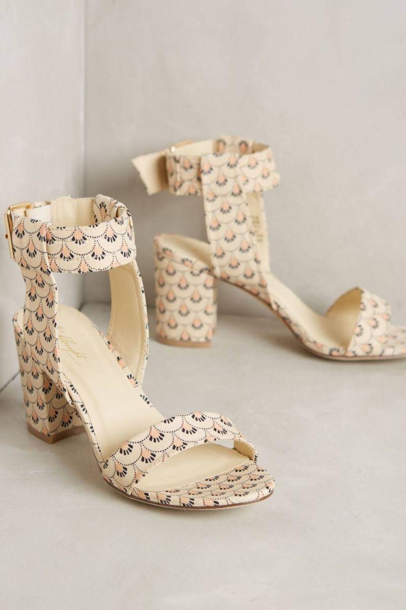 Anthropologie's New Arrivals: Sandals