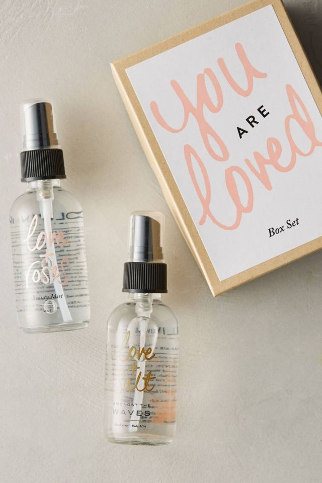 You Are Loved Set by Olivine Atelier