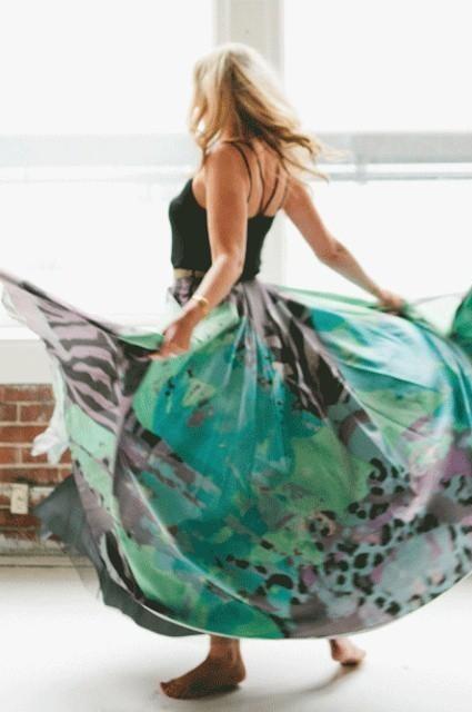 Pintura Ball Skirt