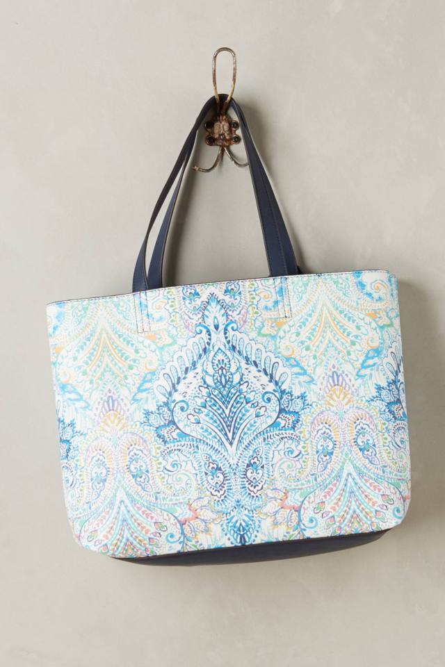 Reversible Daydream Tote by Echo Designs