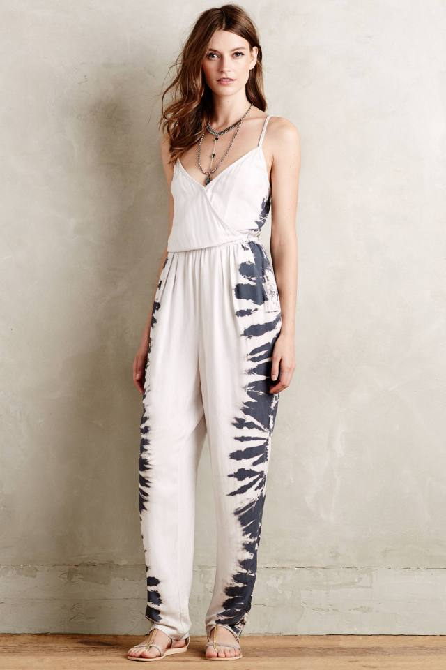 Shibori Sands Jumpsuit by Dolan Left Coast