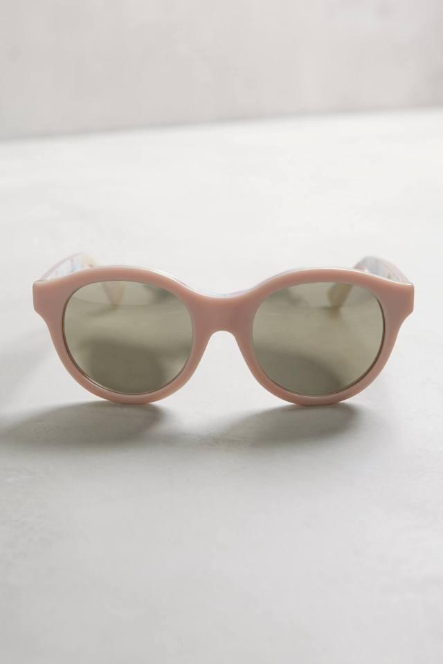 Mona Ferragosto Sunglasses by Super by Retrosuperfuture