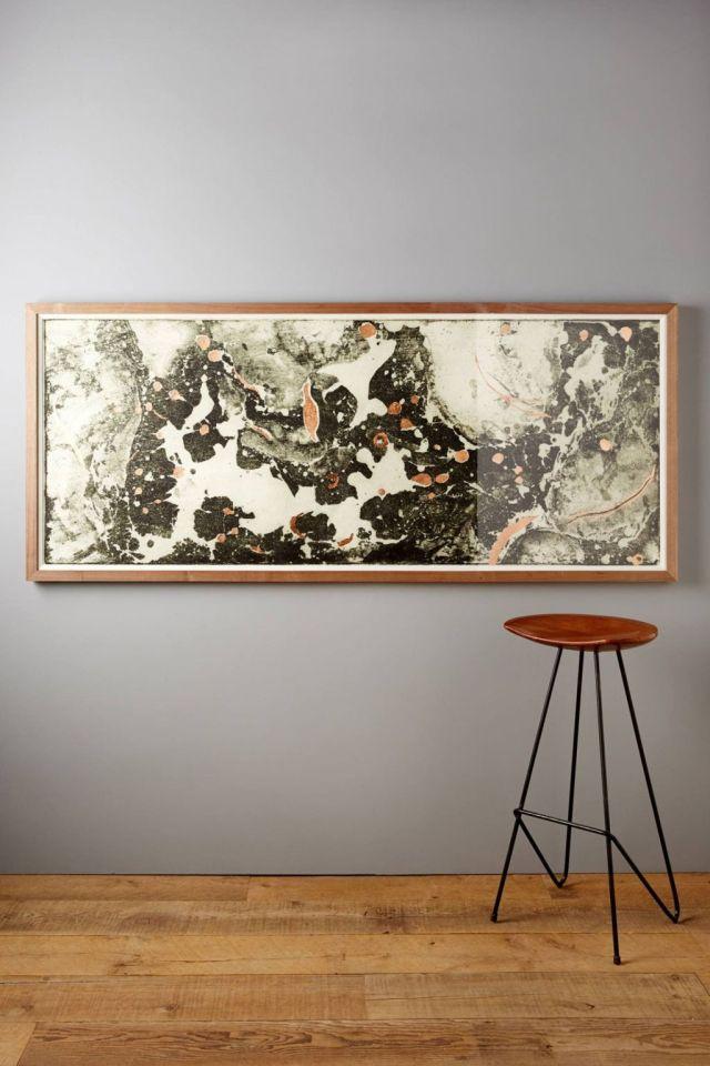 Swirled Sea Print by Kira Appelhans