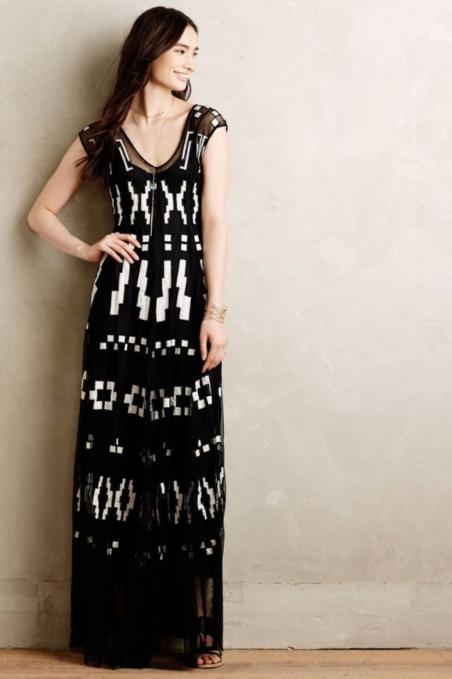 Symbology Maxi Dress by Biya