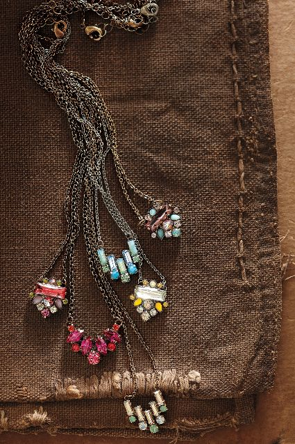 Sorelli Designed Sparkling Necklaces