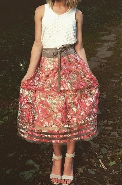 Strawberry Hill Skirt by SB by Sachin and Babi